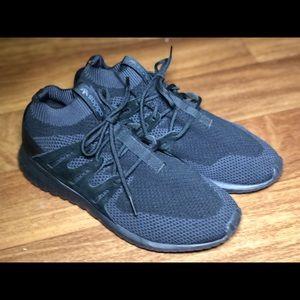 Adidas zapatos tubular Nova PK Triple negro poshmark